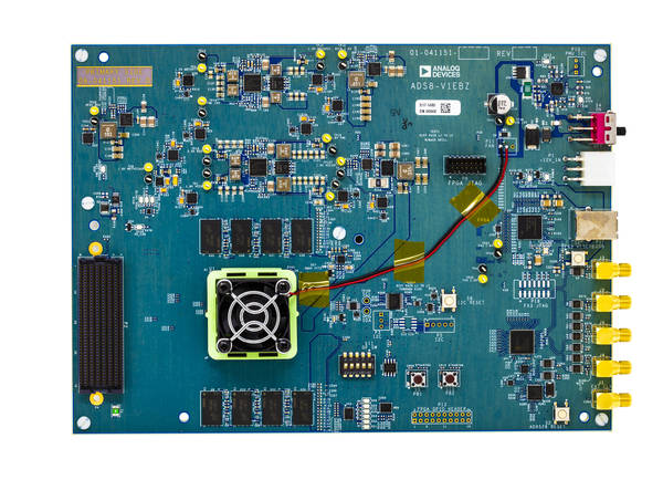 ADS8-V1EBZ HIGH SPEED EVALUATION BOARD [Analog Devices Wiki]