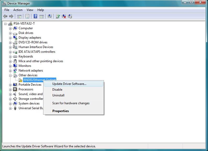 Драйвер usb виртуального порта скачать