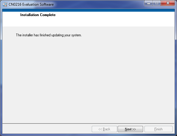how to install driver without application file