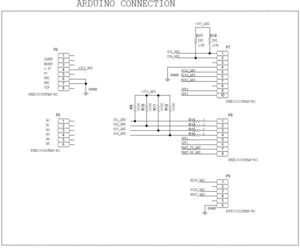 ADuCM355 Arduino Interposer [Analog Devices Wiki]