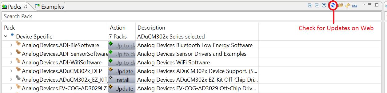 Cross Core Embedded Studio Quickstart User Guide for EV-COG