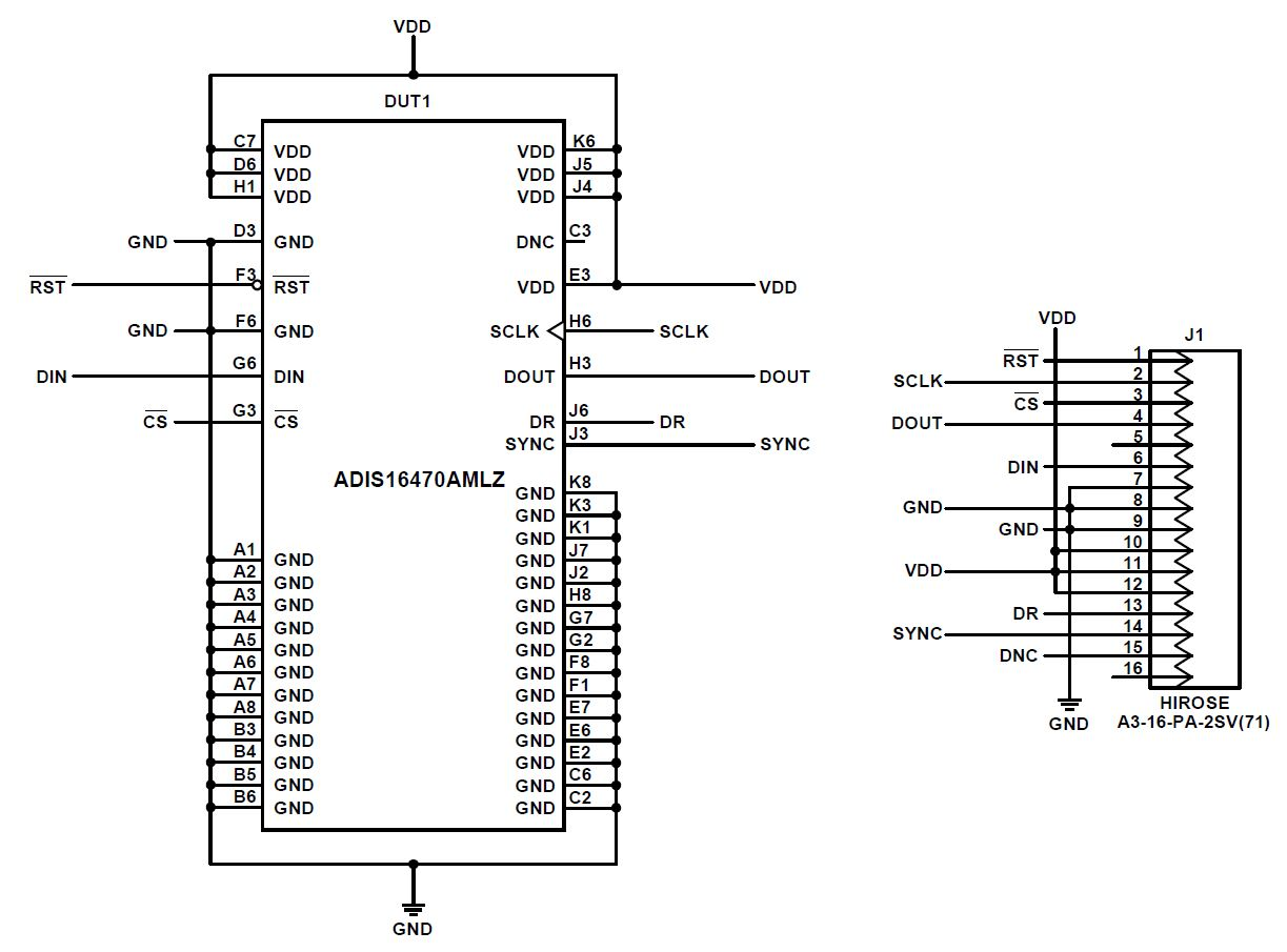adis1647x pcbz breakout board wiki guide analog devices wiki rh wiki analog com Electrical Schematics Symbols and Meaning Electrical Wiring Diagrams