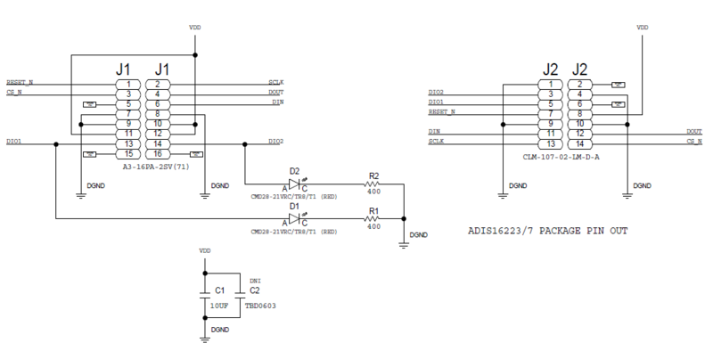 Excellent Adis16Acl2 Pcb Wiki Guide Analog Devices Wiki Wiring Cloud Oideiuggs Outletorg