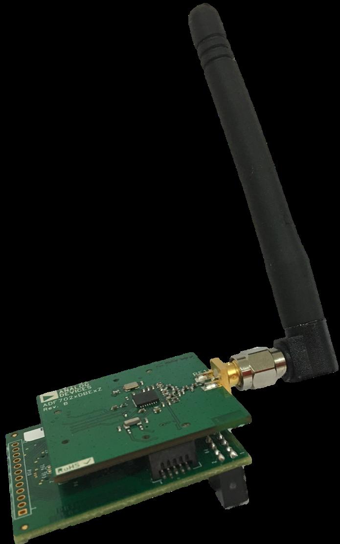EV-COG-BLEINTP1Z ADF7023//ADF7024//ADF7030-1//ADF7242 RF Transceiver Evaluation Board