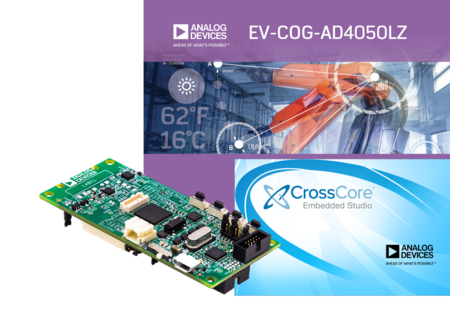 EV-COG-AD4050LZ Development Kit