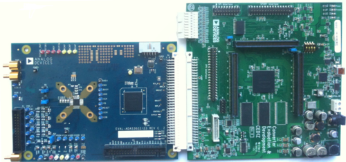 CED1Z FPGA Project for ADAS3022 with Nios driver [Analog Devices Wiki]