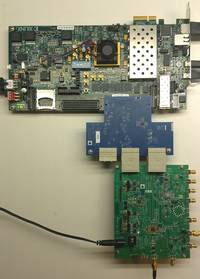 AD9683 Evaluation Board, ADC-FMC Interposer & Xilinx ZC706 Reference