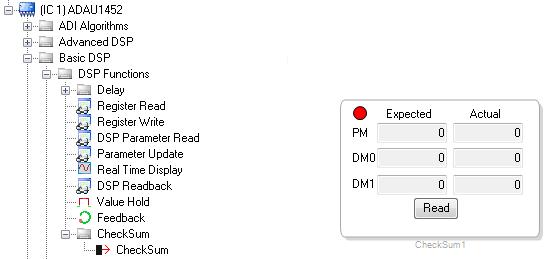 CheckSum [Analog Devices Wiki]