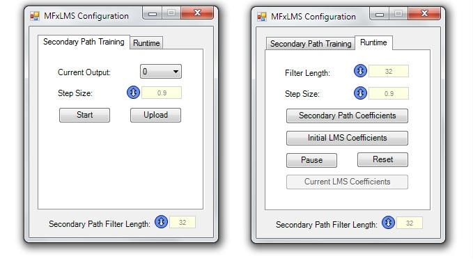 Modified FXLMS(ADAU145x) [Analog Devices Wiki]
