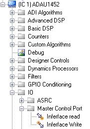 Interface Write [Analog Devices Wiki]