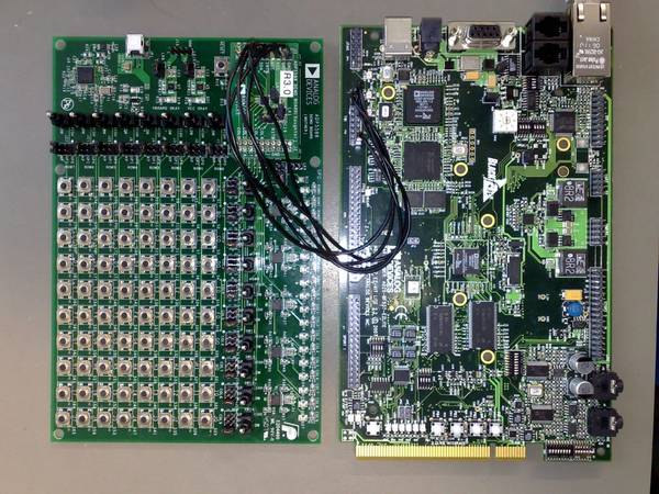ADP5588 Input Keyboard and GPIO Linux Driver [Analog Devices Wiki]