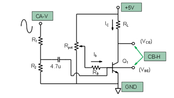 Activity 5 common emitter amplifier analog devices wiki figure 1 common emitter amplifier configuration ccuart Choice Image