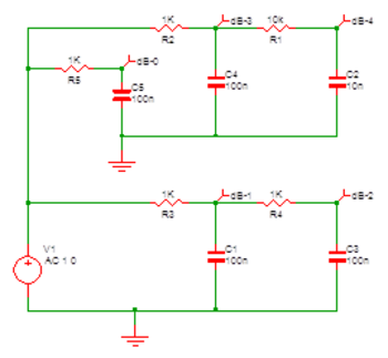 Activity cascaded rc low pass filters analog devices wiki figure 1 adisimpe schematic of rc filters ccuart Image collections