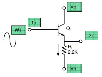 activity 11 the emitter follower (bjt) [analog devices wiki]activity 11 the emitter follower (bjt)