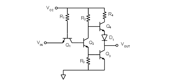 activity ttl inverter and nand gate analog devices wiki rh wiki analog com circuit diagrams with triacs circuit diagrams with lm324