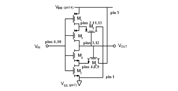 2Q VEM further The Line Follower Robot With Texas Instruments 16 Bit Msp430g2231 Microcontroller moreover Inverting  lifier Using Op further Bipolar transistor cookbook part 7 in addition Electronics Lab 28. on voltage follower circuit diagram