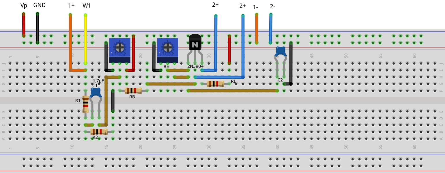 Activity 5 Common Emitter Amplifier Analog Devices Wiki Ac Coupling And Offset Voltage In Figure