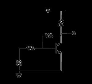 Activity: Common Emitter Amplifier Loop Gain [Analog