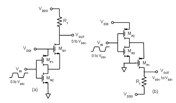 activity voltage level shifting analog devices wiki rh wiki analog com 2N7000 Circuit Basic DC Circuits