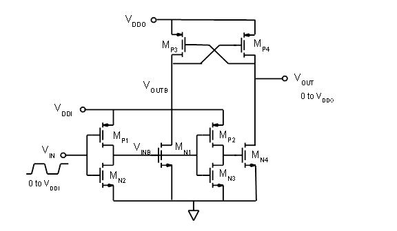 activity voltage level shifting analog devices wiki rh wiki analog com voltage level shifter circuit diagram Op Amp Circuit