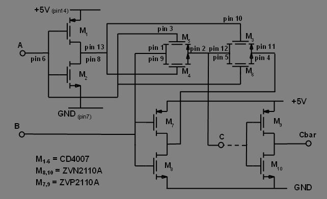 activity cmos logic circuits transmission gate xor analog devices rh wiki analog com cmos logic circuit for xor gate