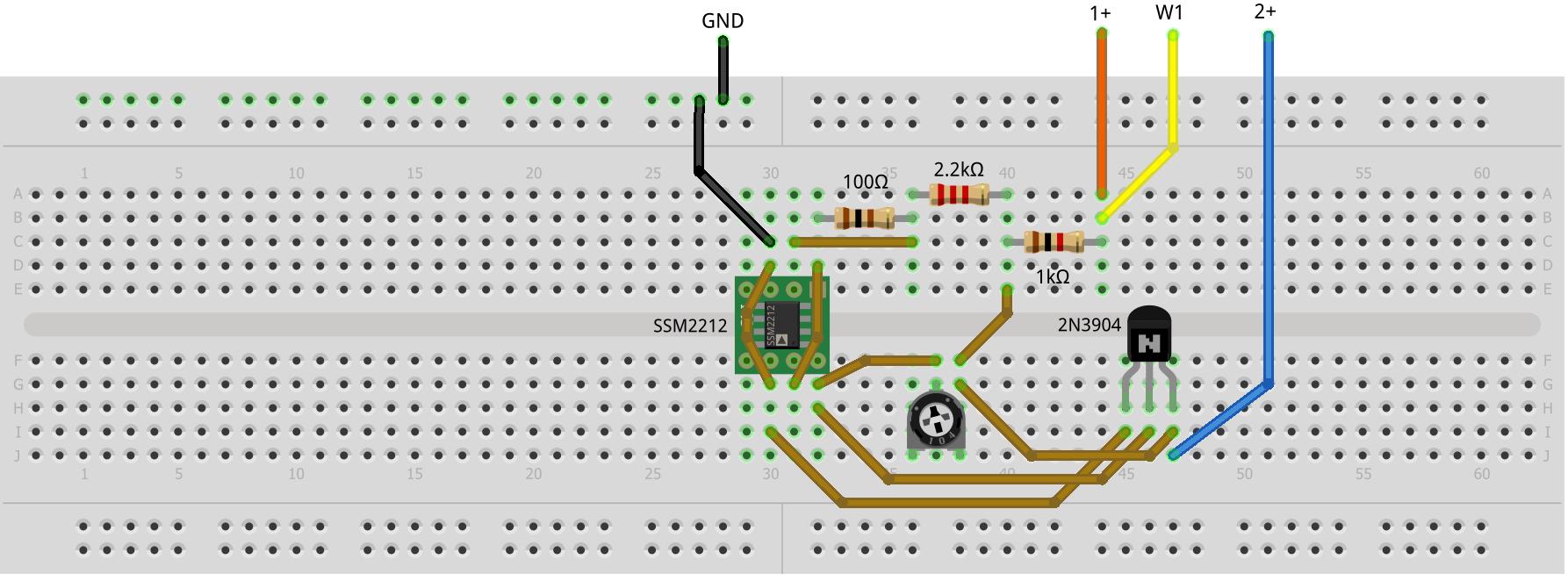 Activity 10 Shunt Regulator Analog Devices Wiki Jigmod Electronic Circuit Building System Electronicslab Hardware Setup