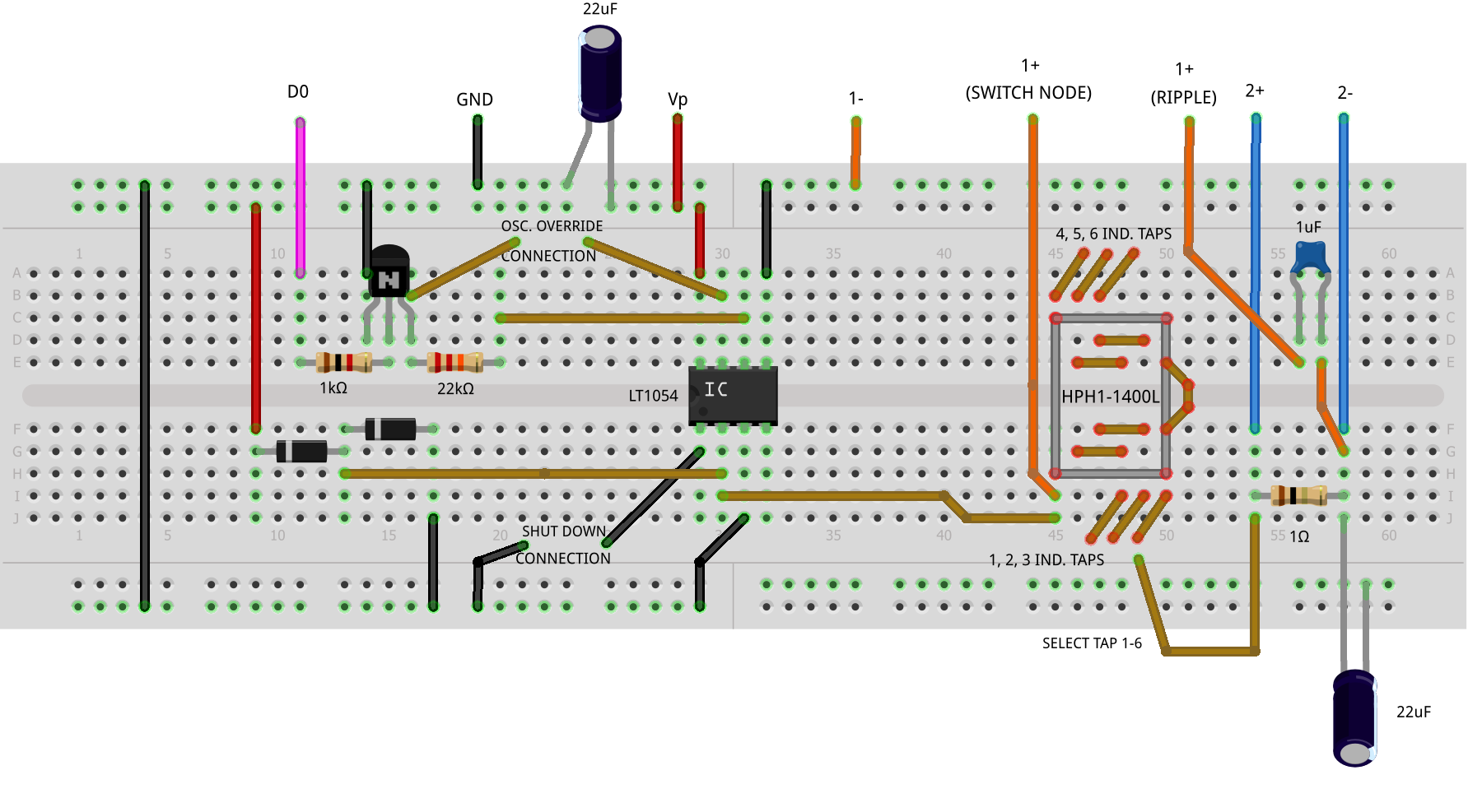 Activity Buck Converter Basics Analog Devices Wiki Circuit Construction Kit Simulation Allows Students To Build Circuits And Testing