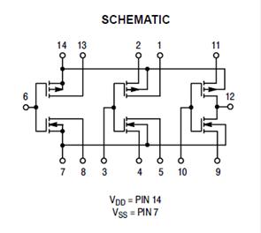 build cmos logic functions using cd4007 array analog devices wiki rh wiki analog com
