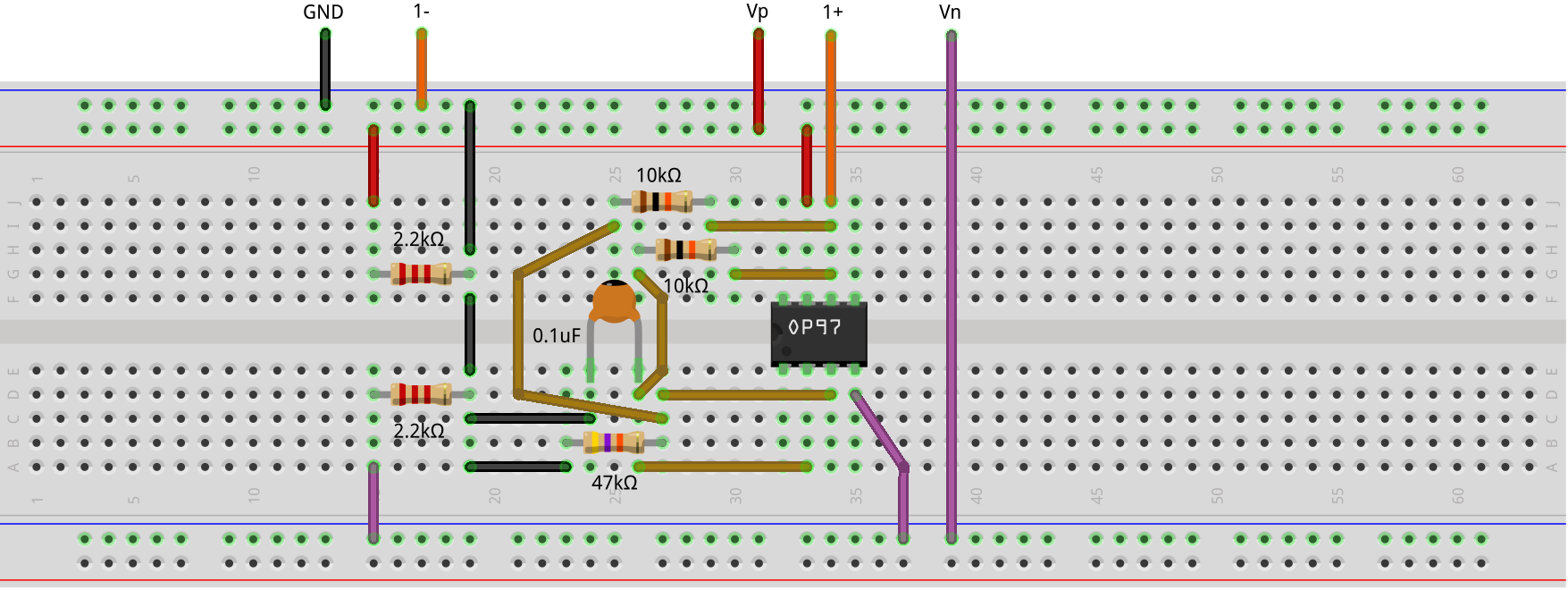 Figure 1 Adjusting This Circuits R 3 A Varies The Percent Of Each