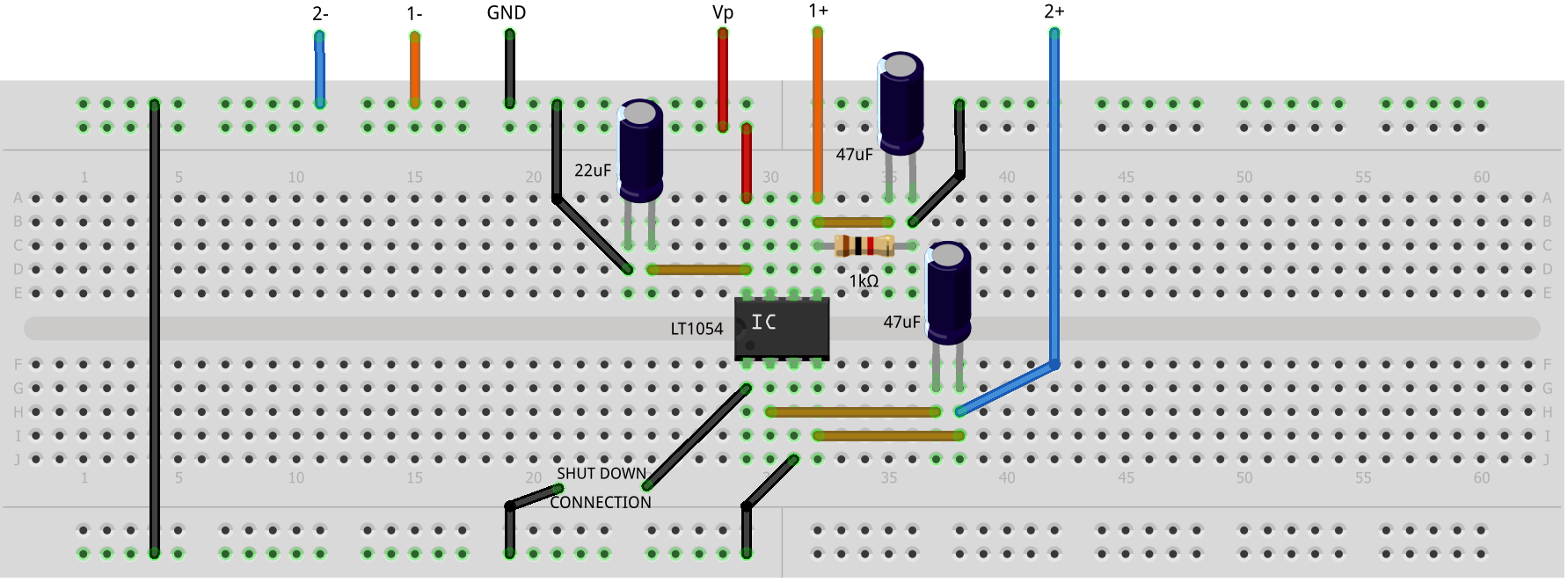 Activity Switched Capacitor Power Supplies Analog Devices Wiki Figure 1 Voltage Variable Test Circuit 12