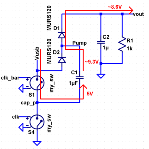 Activity: Switched Capacitor Power Supplies [Analog Devices