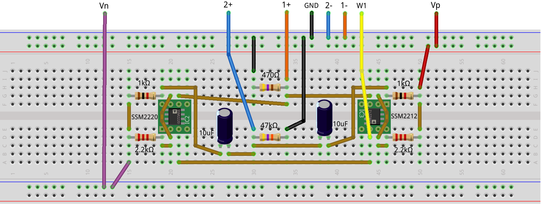 Activity 12 A The Transresistance Amplifier Analog Devices Wiki Calculate Output Impedance Of Transistor Electronics And Electrical Figure 5 Input