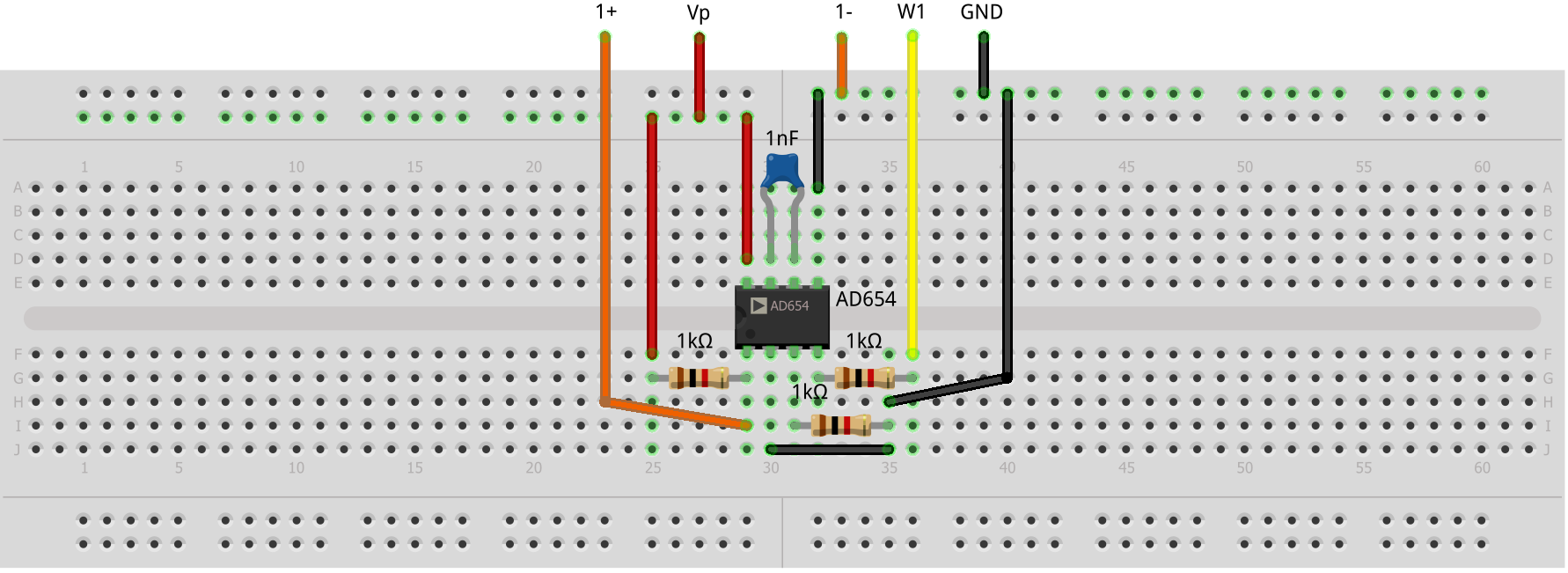 Activity Analog To Digital Conversion Devices Wiki Opamp Comparator Voltage Divider Tutorial With Theory Lab Hardware Setup